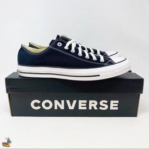 NEW Converse Chuck Taylor All Star Ox Mens Black